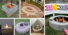 These easy-to-make DIY firepit ideas are here to make your summer the best one ever. Find the best projects and make your favorite!