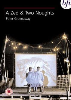 Directed by Peter Greenaway.  With Brian Deacon, Eric Deacon, Andréa Ferréol, Frances Barber. Oliver Deuce, a successful doctor, is shattered when his wife is killed in a freak car accident involving the car being driven by Alba Bewick colliding with a very large rare bird. His twin brother Oswald is researching how carcasses decay at the local zoo. Alba survives the accident although she loses one leg, and her sinister physician eventually removes the other 'because it looked so sad all ...