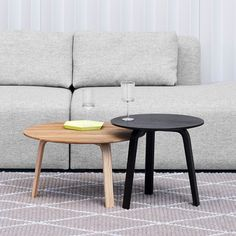Hay Bella coffee tables.