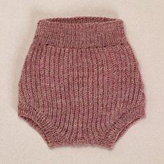 Korte bukser pattern by Susie Haumann