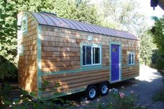 "The 248sf Eco-Friendly ""Lilypad"" Tiny Home.#TinyHouseforUs"