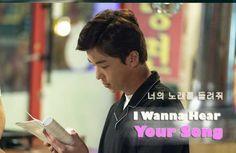 Sinopsis Drama I Wanna Hear Your Song Episode (Tamat) - Episode Terakhir Drama Korea, Insomnia, Kpop, Songs, Fictional Characters, Korean Drama, Korean Dramas