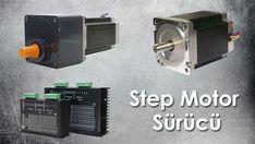 Step Motorlarınız için Uygun Olan Step Motor Sürücüleri Uygun Fiyatlarıyla Şahin Rulman'dan Sipariş Verebilirsiniz.  👍 https://www.sahinrulman.com/step-motor-surucu/