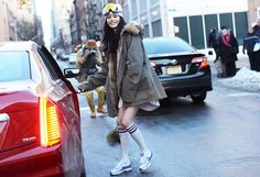 Tommy Ton Shoots Street Style at the Fall 2014 Fashion Shows#!street-style/slideshow/go/286#!street-style/slideshow/go/293#!street-style/sli...
