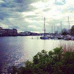Kiel Insights: Schwentine Bootstour & Neumühlen-Dietrichsdorf