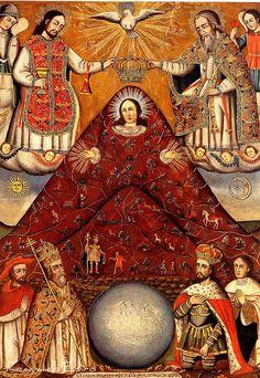 Nuestra Señora del Cerro Rico de Potosí.