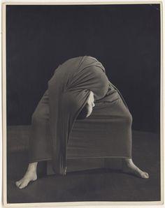 """Lamentation"", 1930, by Martha Graham"
