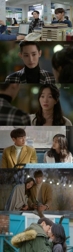 [Spoiler] Added episode 7 captures for the #kdrama 'The Man In My House'