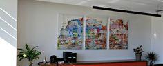 Interior Design Ideas - Large Wall Art British Contemporary Artist Jessica Zoob Big Wall Art, Impressionism, Painting Prints, Contemporary Art, Gallery Wall, British, Design Ideas, Interior Design, Frame