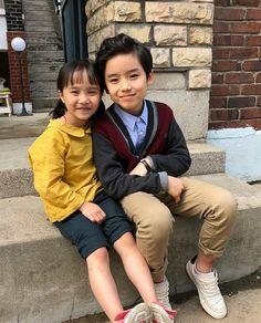 Potret 2 aktor cilik di 'What's Wrong with Secretary Kim', gemes abis Ulzzang Kids, Ulzzang Couple, Korean Couple, Korean Girl, Asian Actors, Korean Actors, Korean Dramas, Korean Drama Romance, 17 Kpop