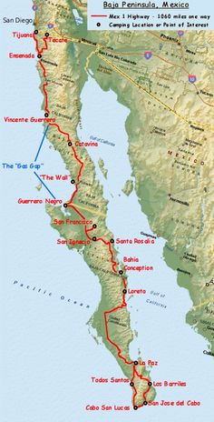 2008_Mexico_Baja_Peninsula_page_2_baja_map
