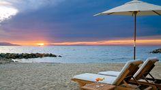 Watch the sunrise at The Westin Resort & Spa Puerto Vallarta