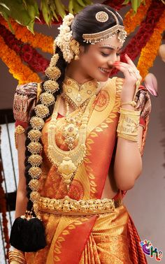South Indian Bride | Bridal Jewellery |