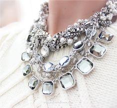 Shop the gorgeous Multi-strand Signature Torsade necklaces at my online Boutique - chloeandisabel.com/boutique/kellycraig Our #1 Statement Maker