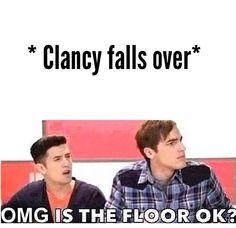 That poor floor