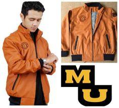 Jual jaket kulit MU kontak : 081703402482 (wa/line/hp) http://jaketkulitz.blogspot.com