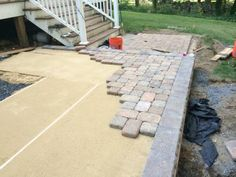 Shop Ashland Countryside Patio Stone (Common: 6 In X 6 In;