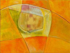 Moderne, abstrakte Kunst, kubistische Bilder und Quilts von Christiane Brendel aus Detmold