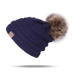 Cooperative Top Quality Hot 5 Color Baby Toddler Girls Boys Warm Winter Knit Beanie Fur Pom Hat Crochet Ski Ball Cap Sophisticated Technologies Accessories Boys' Baby Clothing