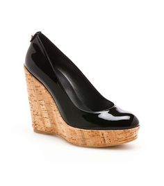 CORKSWOON Wedge | Stuart Weitzman