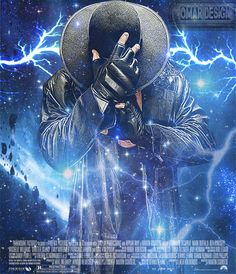 Omg Awesome...Love this.  Undertaker by BeliveInTheShield