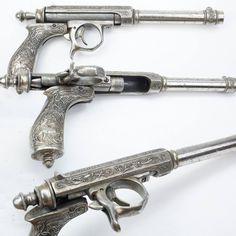 Joalland Needle-fire pistol