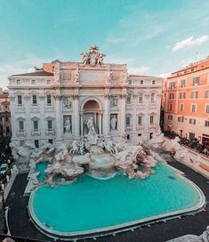 Make a wish Fontana di Trevi Rome Italy By The Places Youll Go, Places To Visit, Visit Rome, Places To Travel, Travel Destinations, Destination Voyage, Travel Aesthetic, Travel Goals, Dream Vacations