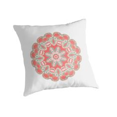 Colorful mandala pink and green by Argunika  See all products - redbubble.com/people/argunika   #Argunika #redbubble #redbubblecreate #RedbubbleArtist #surfacedesign #surface #dress #tshirt #leggings #zen #psychedelic #boho #bohemian #hippie #boholook #yoga #yogaclothing #yogapants #abstract #bag #zenlife #ornament #pillow #duvet #home #decor #interior #homedecor #design #paisley #mandala