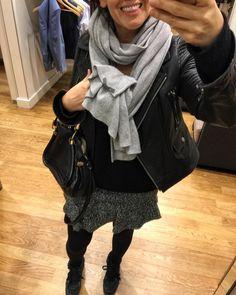 Dzisiaj męski shopping a ja tylko do towarzystwa 🤣🤣🤣 fajnego weekendu dla Was Kochani 😍😍😍 choć pogoda cholercia nie nastraja wiosennie 😅😅