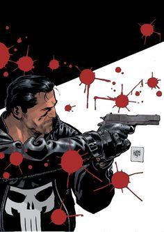 The Punisher #3 by Goran Parlov *
