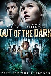 Out of the Dark (2014) Horror Thriller. A young family moves to South America as the wife takes over her father's manufacturing plant in the area. They soon find themselves haunted by the ghosts of young children, leading them to a dark history and sinister behavior on the part of an American company.