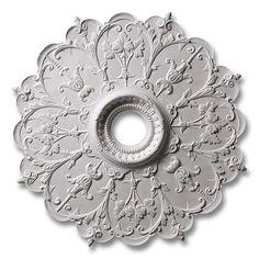 Victorian Plaster Medallion