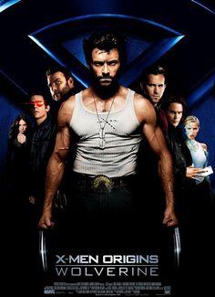 X-Men Origins: Wolverine Movie Poster #3 - Internet Movie Poster Awards Gallery
