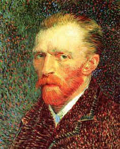 Vincent van Gogh, Autoritratto, 1887
