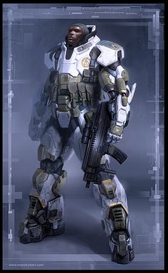 We had already lost our heavy exo-armor on the infiltration, and were down to our stealth suits, a black under-armor with a low radiation profile and anti-ballistic properties. Description from hubcityblues.com. I searched for this on bing.com/images