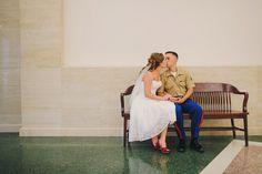 Elopement wedding photo, Hillsborough County Courthouse, Downtown Tampa elopement, Downtown Tampa wedding, Tampa wedding photographers, Downtown Tampa wedding photos, Tampa Wedding Photographer