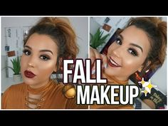 Drugstore Fall Makeup Tutorial! | Quick, Easy & Affordable!