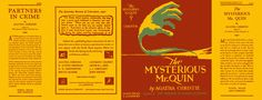 Mysterious Mr. Quin, The. Agatha Christie.