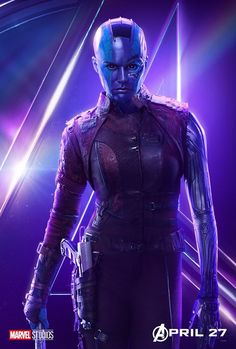 Nebula Marvel/Infinity war New official poster Poster Marvel, Marvel Comics, Marvel Heroes, Marvel Movie Posters, Captain Marvel, The Avengers, Iron Man Avengers, Marvel Infinity, Avengers Infinity War