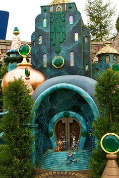 Wizard of Oz EURODISNEY Oh my gosh!!!