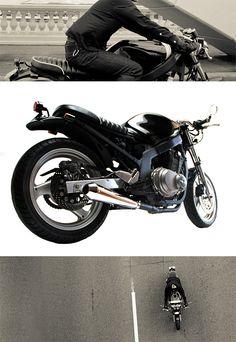 Custom Motorcycles by Ellaspede