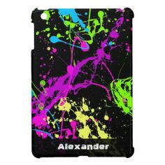 >>>Are you looking for          	Fresh Retro Neon Paint Splatter on Black iPad Mini Cases           	Fresh Retro Neon Paint Splatter on Black iPad Mini Cases We have the best promotion for you and if you are interested in the related item or need more information reviews from the x customer who ...Cleck Hot Deals >>> http://www.zazzle.com/fresh_retro_neon_paint_splatter_on_black_ipad_mini_case-256473713936344060?rf=238627982471231924&zbar=1&tc=terrest