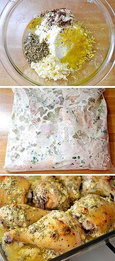Recept na marinádu na křehké kuře - DIETA.CZ