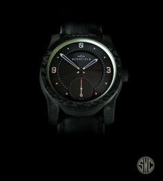 Blacklamp Carbon | Schofield Watch Company