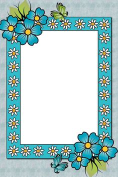 Boarder Designs, Page Borders Design, Butterfly Frame, Flower Frame, Calligraphy Borders, Boarders And Frames, Printable Frames, School Murals, Mehndi Art Designs