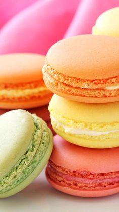 Me encantan son deliciosos y coloridos!!