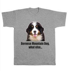 Bernese Mountain Dog, what else Bernese Mountain, Mountain Dogs, Shirt Stays, Herren T Shirt, Crop Tops, Mens Tops, Shirts, Women, Pisces