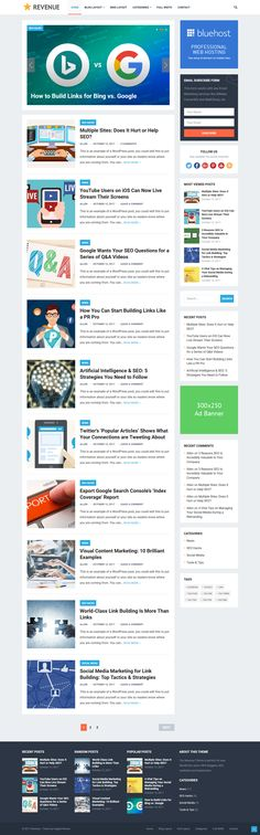 HappyThemes - Revenue WordPress Theme -- Premium WordPress PRO Bloggers, SEO Marketers and Businesses Theme --- 75% discount coupon code: SAVE75 (copy and paste code into cash register)