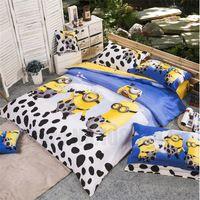 Minion Bedding