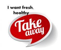 Healthy Mums - Buying healthy take-away food is not always easy